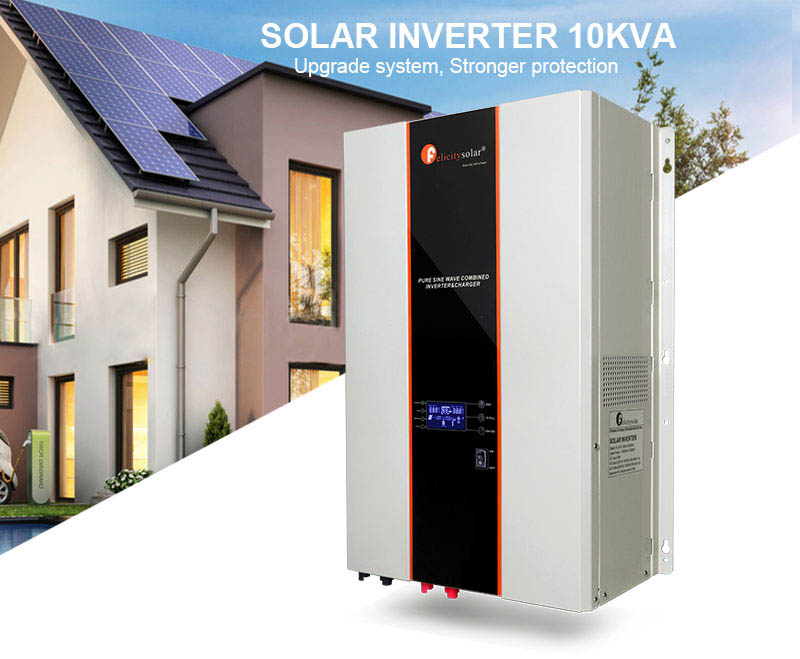 Factory saled 10kw 48V Solar inverter
