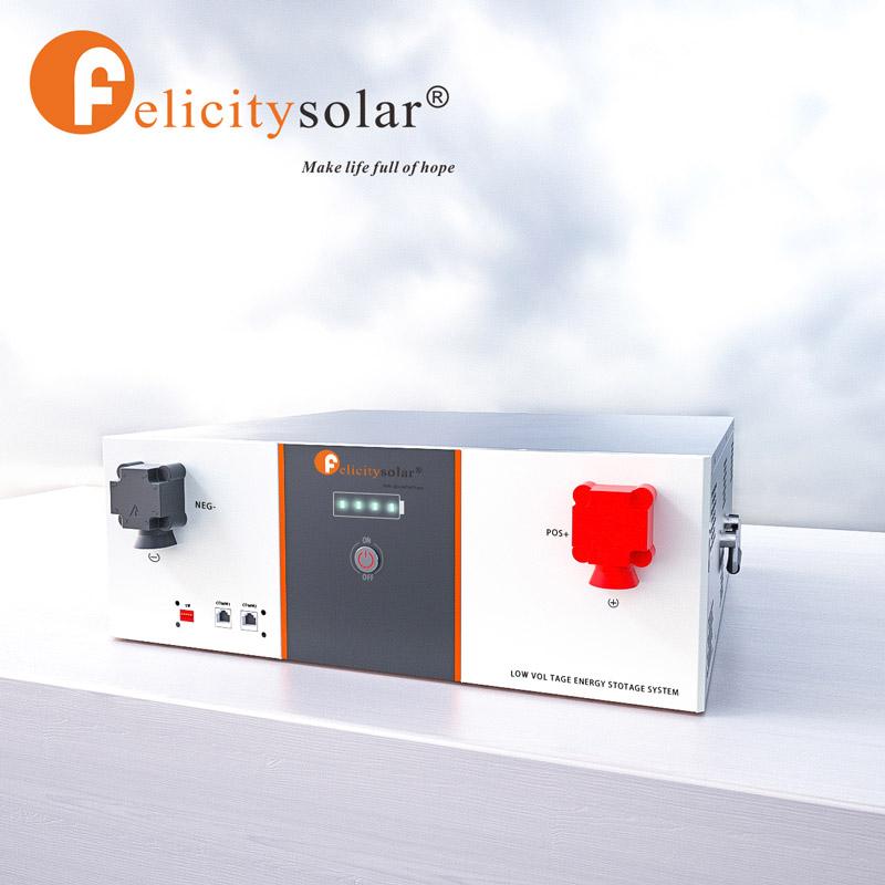 24v 250AH Lithium battery LiFePO4 LPBG24250 1